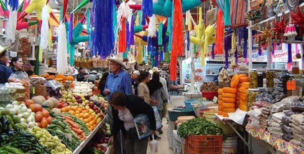 mercado actual mexico