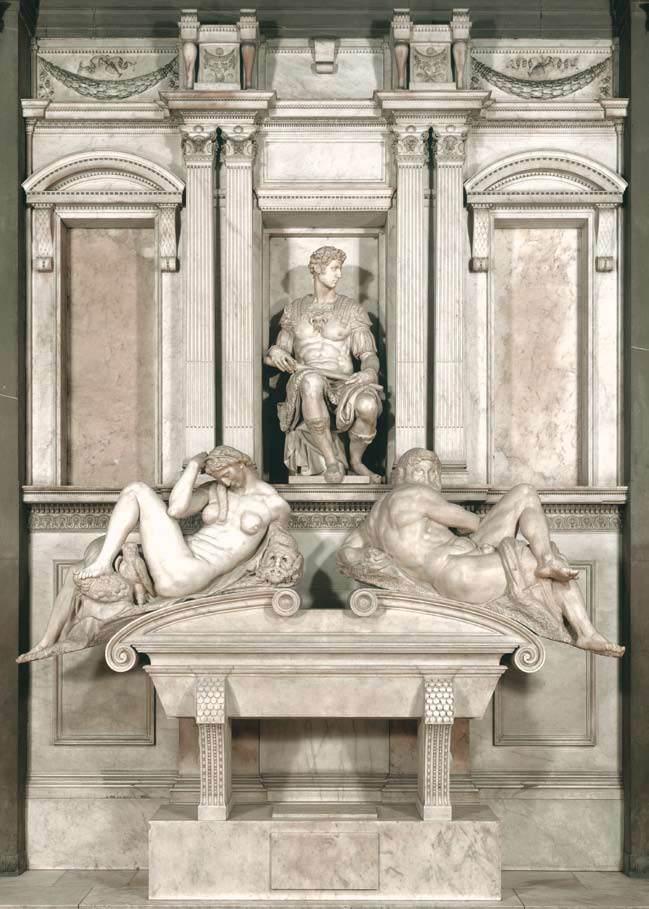 Tumba de Juliano de Medici