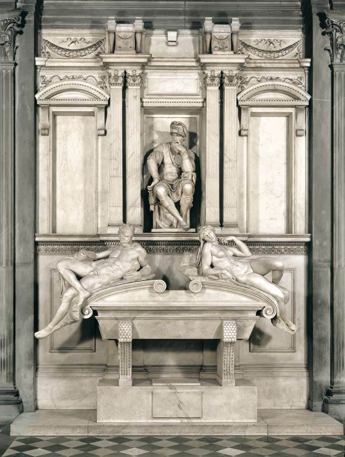 Tumba de Lorenzo de Medici
